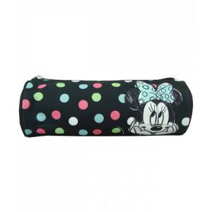 Penar Etui Tubular Minnie Mouse Roșu buline