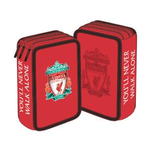 Penar Liverpool Neechipat 3 fermoare roșu