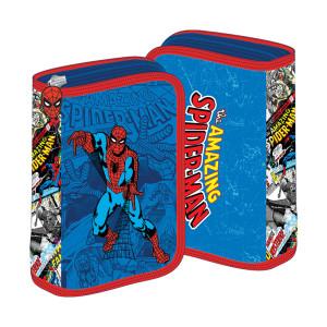 Penar Neechipat, 1 fermoar, 2 extensii, albastru Spider-Man