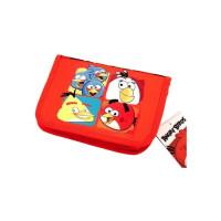 Penar neechipat 2 fermoare Angry Birds Roșu cu Galben