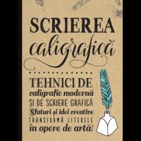 Scrierea caligrafică. Tehnici de caligrafie modernă și de scriere grafică