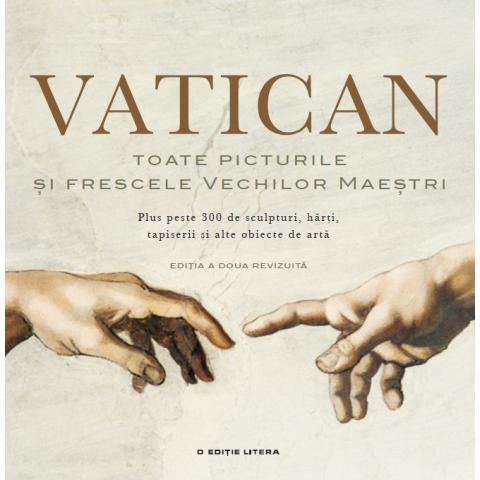 Vatican. Toate picturile și frescele vechilor maeștri