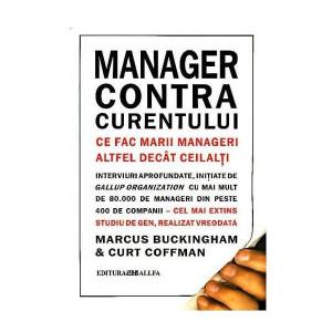 Manager contra curentului