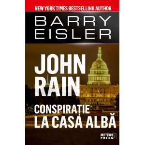 John Rain. Conspirație la Casa Albă