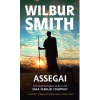 ASSEGAI. Vol. 13 din Saga Familiei COURTNEY