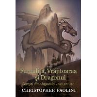 Furculița, vrăjitoarea și dragonul (Vol. 1 Povești din Algaesia )