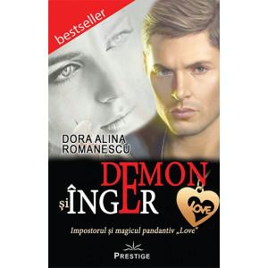 """Demon și Înger - Impostorul și magicul pandantiv """"LOVE"""""""