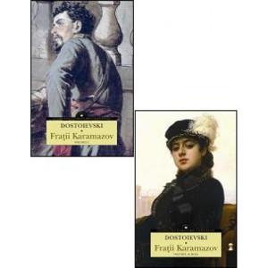 Frații Karamazov (Vol. I - II)