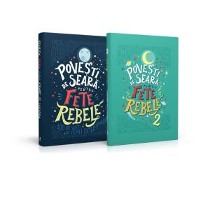 Pachet Povești de seară pentru fete rebele Vol. 1 + Vol. 2