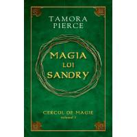 Cercul de magie vol. 1: Magia lui Sandry