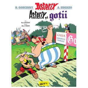 Asterix și goții (vol. 3)  2021