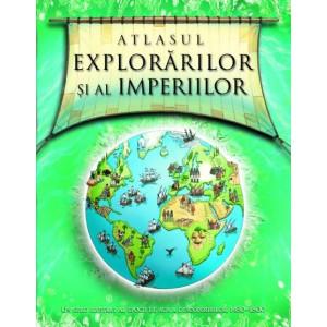 Atlasul explorărilor și al imperiilor