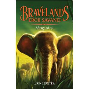 Bravelands - Eroii savanei. Sânge și os