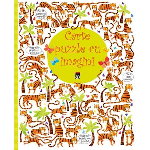 Carte puzzle cu imagini