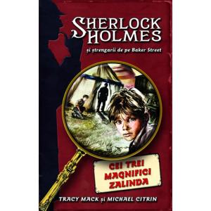 Cei trei magnifici Zalinda - Sherlock Holmes și ștrengarii de pe Baker Street