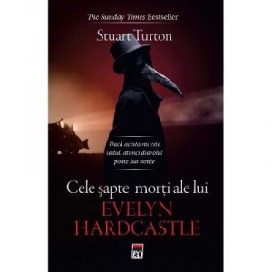 Cele șapte morți ale lui Evelyn Hardcastle - ed. buzunar