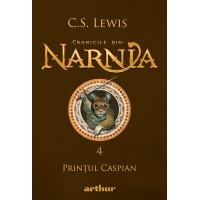 Cronicile din Narnia Vol.4: Prințul Caspian