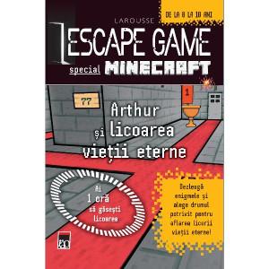 Escape game - Arthur și licoarea vieții eterne