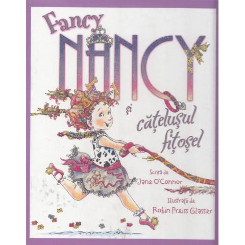 Fancy Nancy și cățelușul fițoșel