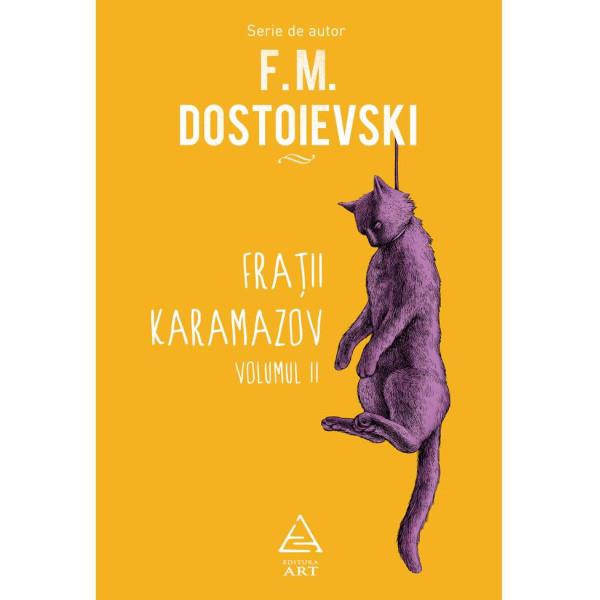 Frații Karamazov (2 volume)