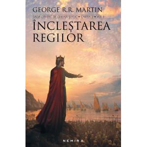 Încleștarea regilor (Seria Cântec de gheață și foc, partea a II-a) - 2 volume