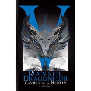 Dansul dragonilor (Seria Cântec de gheață și foc, partea a V-a, ed. 2020)