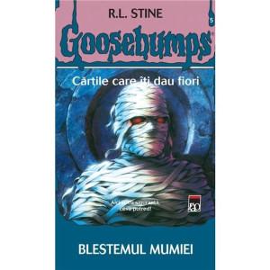 Goosebumps - Blestemul mumiei