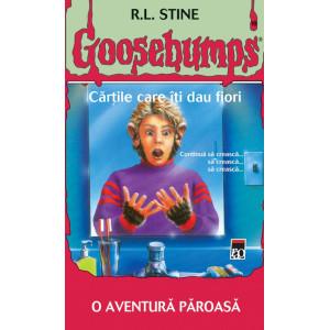Goosebumps - O aventură păroasă