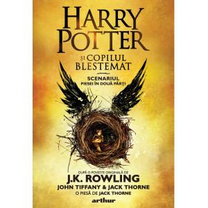 Harry Potter și copilul blestemat. Scenariul piesei în două părți