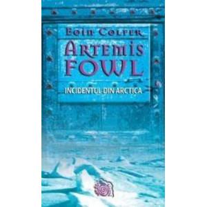 Artemis Fowl - Incidentul Din Arctica