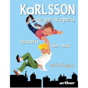 Karlsson-de-pe-acoperiș zboară din nou