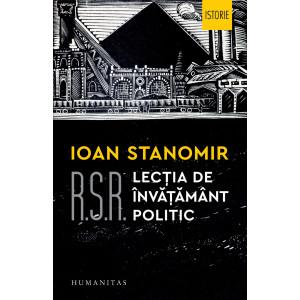 R. S. R. Lecția de învățământ politic