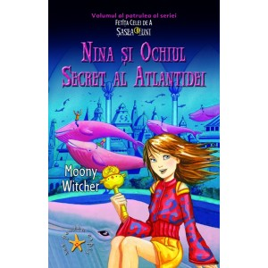 Nina și ochiul secret al Atlantidei