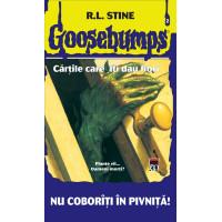 Goosebumps - Nu coborâți în pivniță