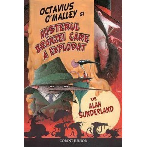 Octavius O'Malley și misterul brânzei care a explodat