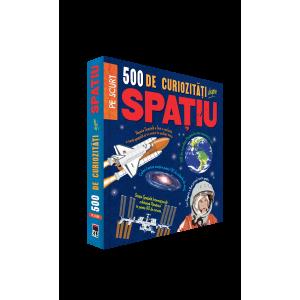 500 de curiozități despre spațiu