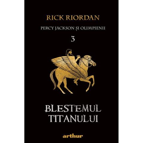 Percy Jackson și Olimpienii (#3). Blestemul Titanului (2020)