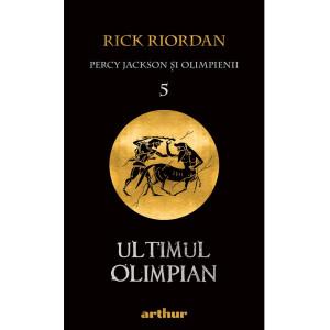 Percy Jackson și Olimpienii (#5). Ultimul Olimpian