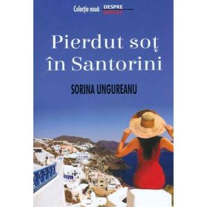 Pierdut soț în Santorini