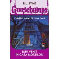 Goosebumps - Bun venit în casa moțtilor!