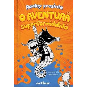 Rowley prezintă - O aventură superformidabilă