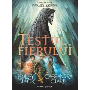 Testul fierului - Magisterium vol. 1