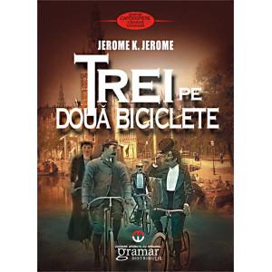 Trei pe doua biciclete