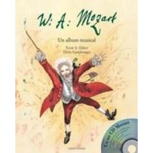 W. A. Mozart - Un album muzical