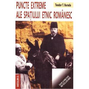 Puncte extreme ale spațiului etnic românesc