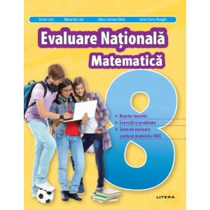 Evaluare Națională. Matematică. Clasa a VIII-a