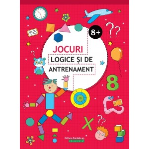 Jocuri logice și de antrenament - (8 ani +)