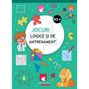 Jocuri logice și de antrenament - (10 ani+)