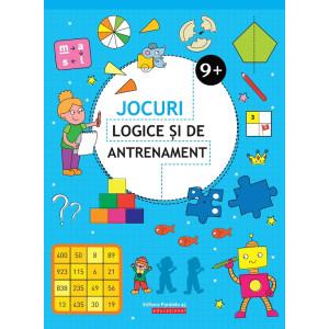 Jocuri logice și de antrenament - (9 ani +)