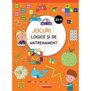 Jocuri logice și de antrenament -(11 ani+)